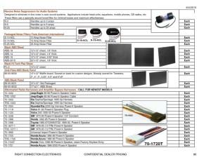 Kicker Kisl Wiring Diagram Collection | Wiring Diagram Sample