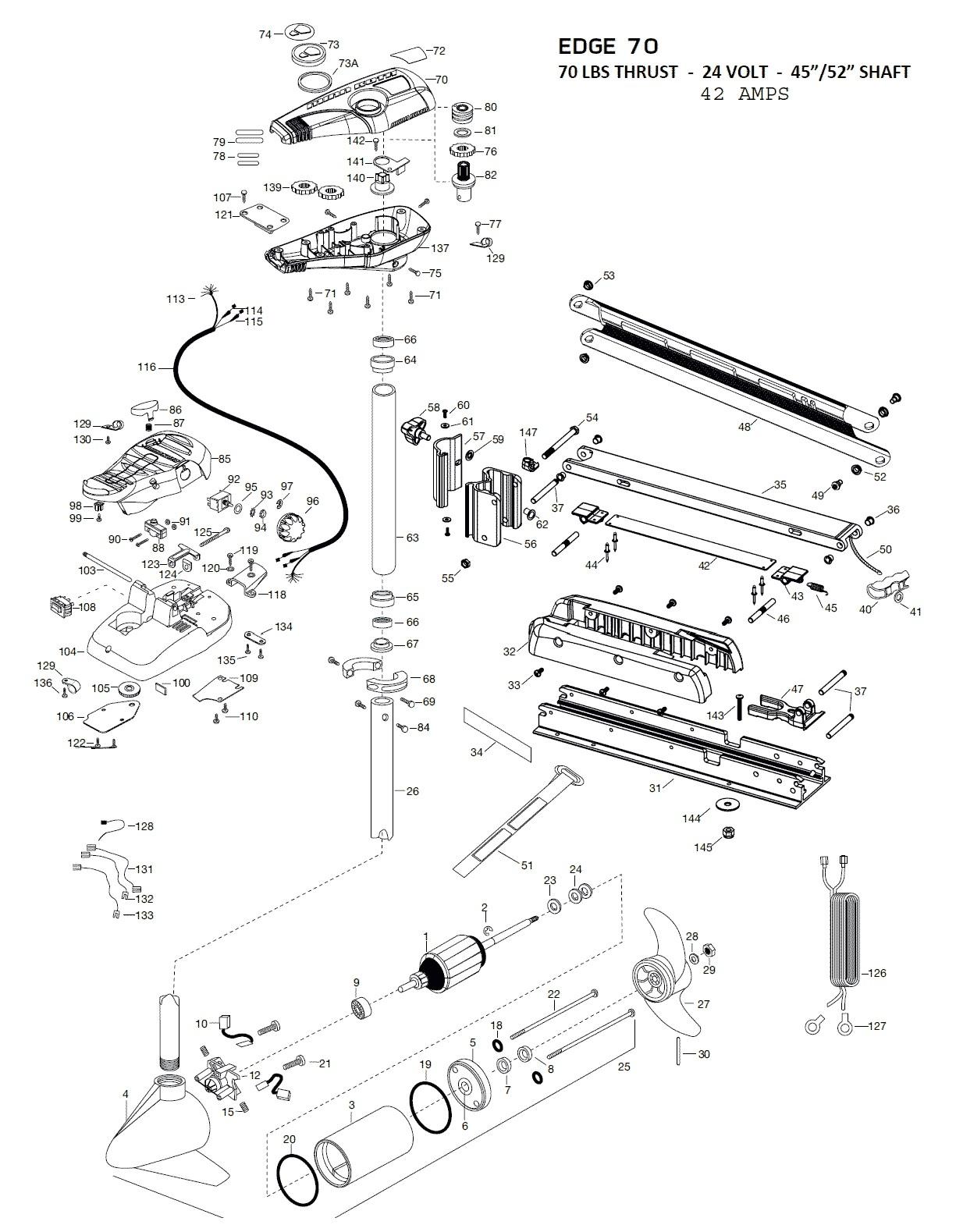 Minn Kota Wiring Diagram Manual Gallery