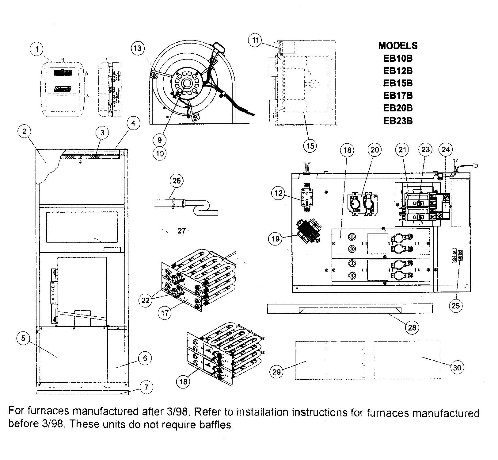 Nordyne Thermostat Wiring Diagram Download
