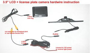 Peak Backup Camera Wiring Diagram Sample | Wiring Diagram