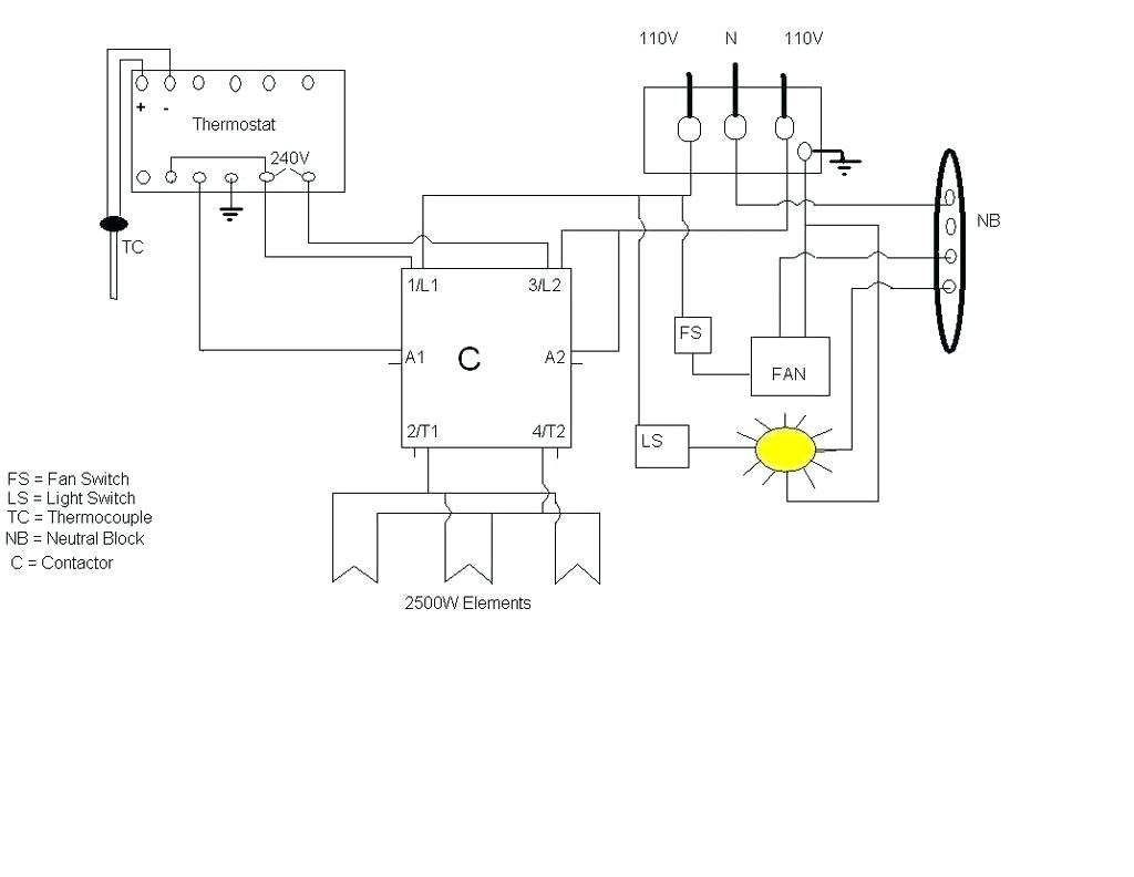 Heating Contactor Wiring Diagram