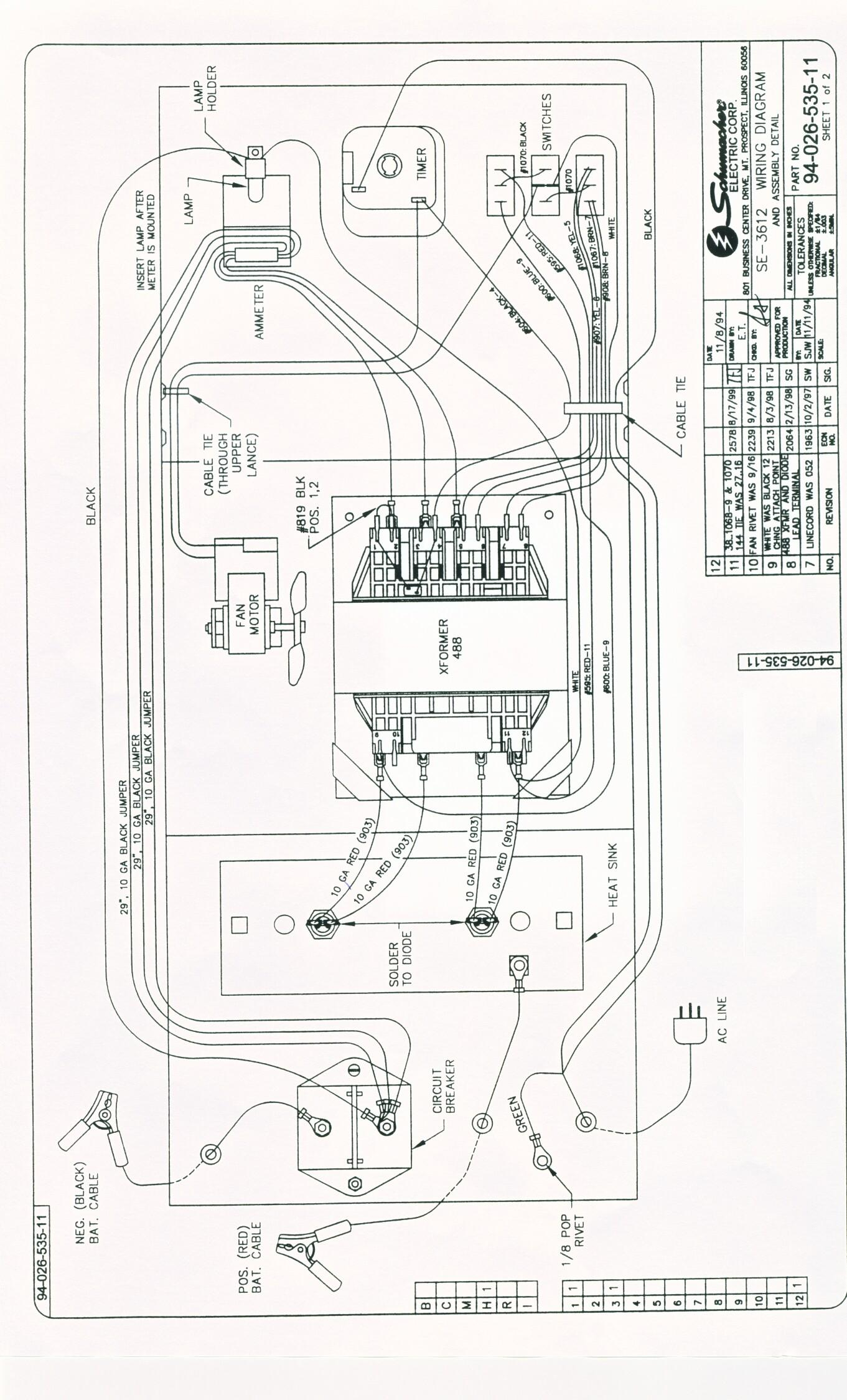 Schumacher Se Wiring Diagram Sample