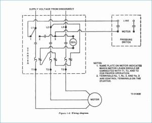 Square D Bination Motor Starter Wiring Diagram