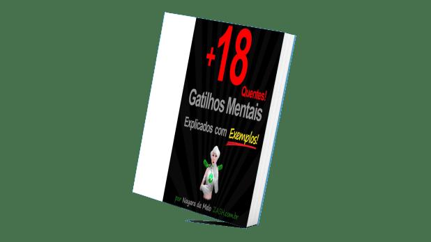 E-book: 18 Gatilhos Mais quentes Bônus