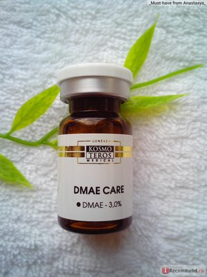 Hogyan működik a DMAE?