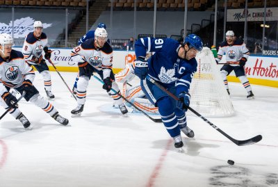 Postgame: Leafs Lose 3-1 to Oilers in Something Resembling a Game