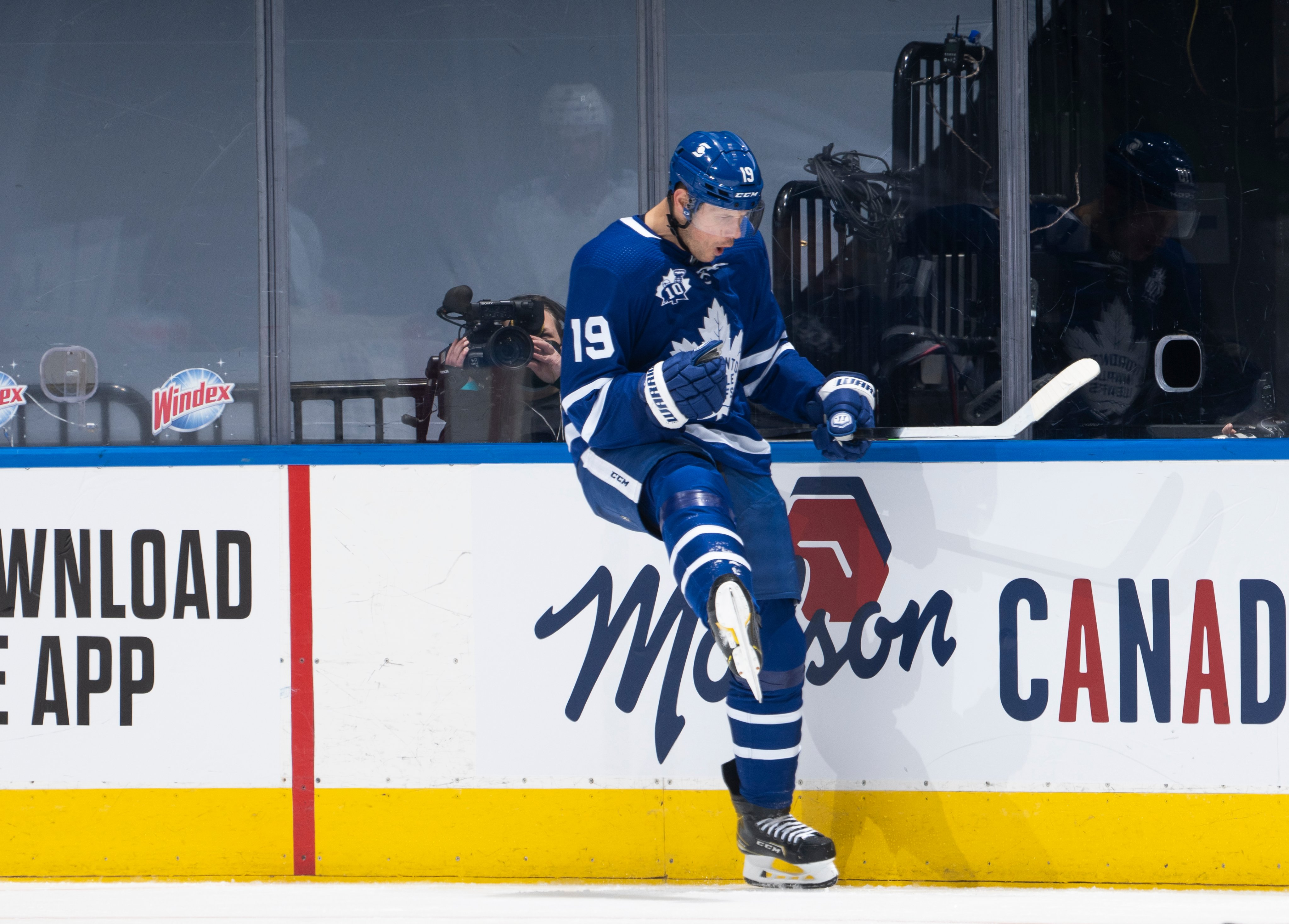 Postgame: Spezza scores hat trick, Leafs score 7 in blowout against Canucks