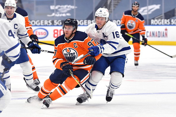 Postgame: Campbell shuts out Oilers in return to lineup, 4-0 Leafs Win