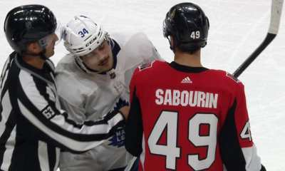 Why the Leafs signed Scott Sabourin to an NHL deal