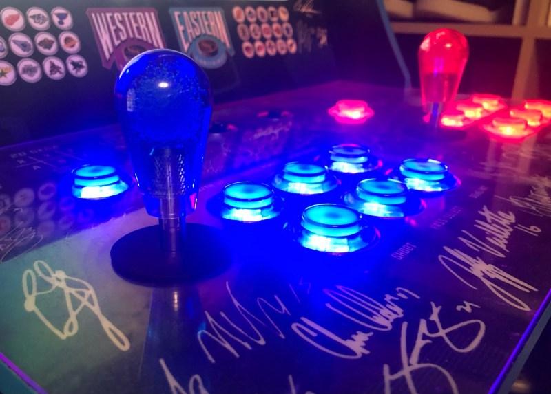 Creating a custom NHL 2004 Arcade Machine