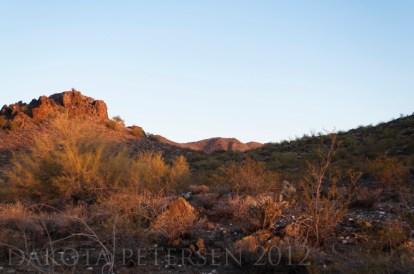 Evening Valley