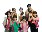 NHK Eテレ『Let's天才てれびくん』アニマルリップペイントの画像