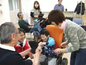 有資格者活動報告◆障害児余暇支援事業「みーとすまいる」の画像