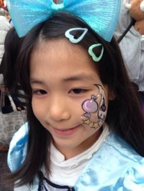 有資格者活動報告◆ハロウィンだよ!おおぐちチビッ子フェスティバルの画像