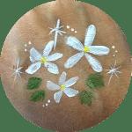 2016年3月号春の花