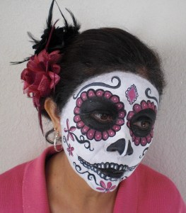 Halloween/Day of the Dead Vampire