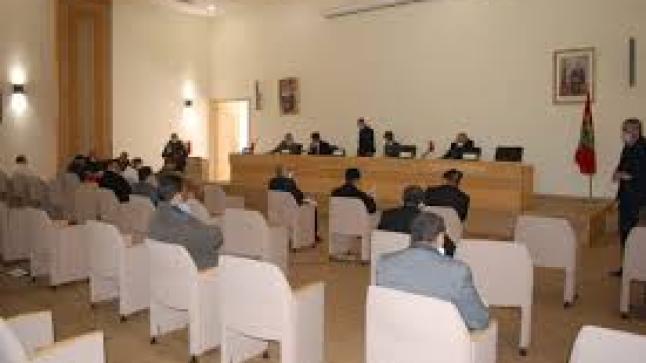 سيدي بنور: المجلس الاقليمي يعقد دورته العادية الأولى لشهر يناير
