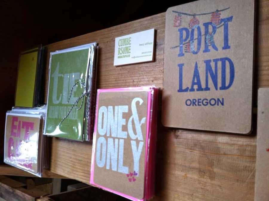 Portland signs in Japan