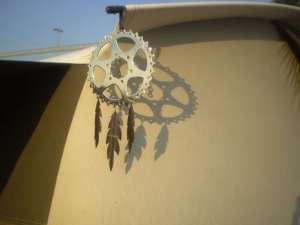 Bike Cog Wind Chime