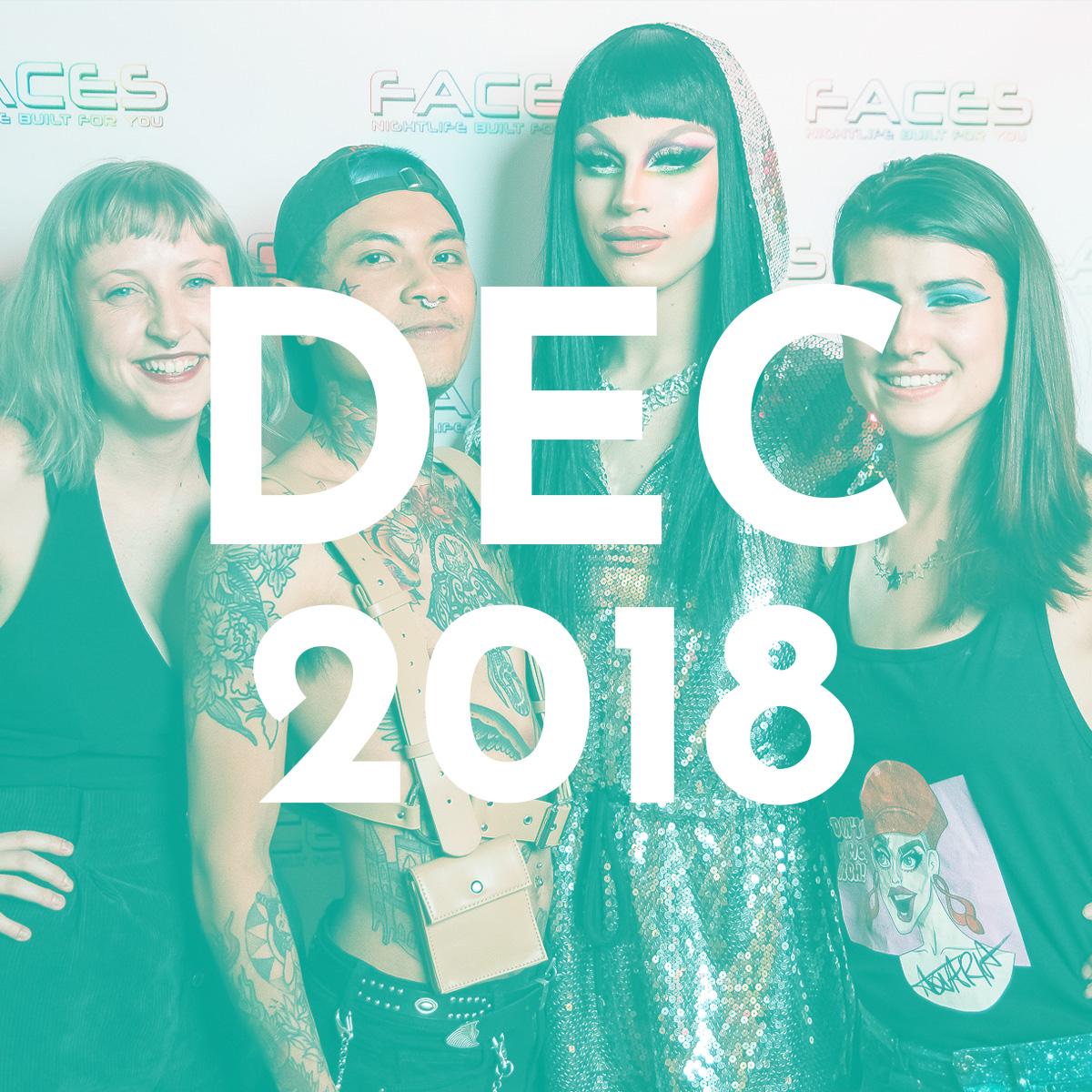 FACES GALLERY - December 2018