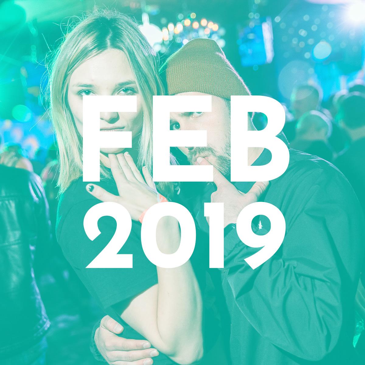 FACES GALLERY - Februray 2019