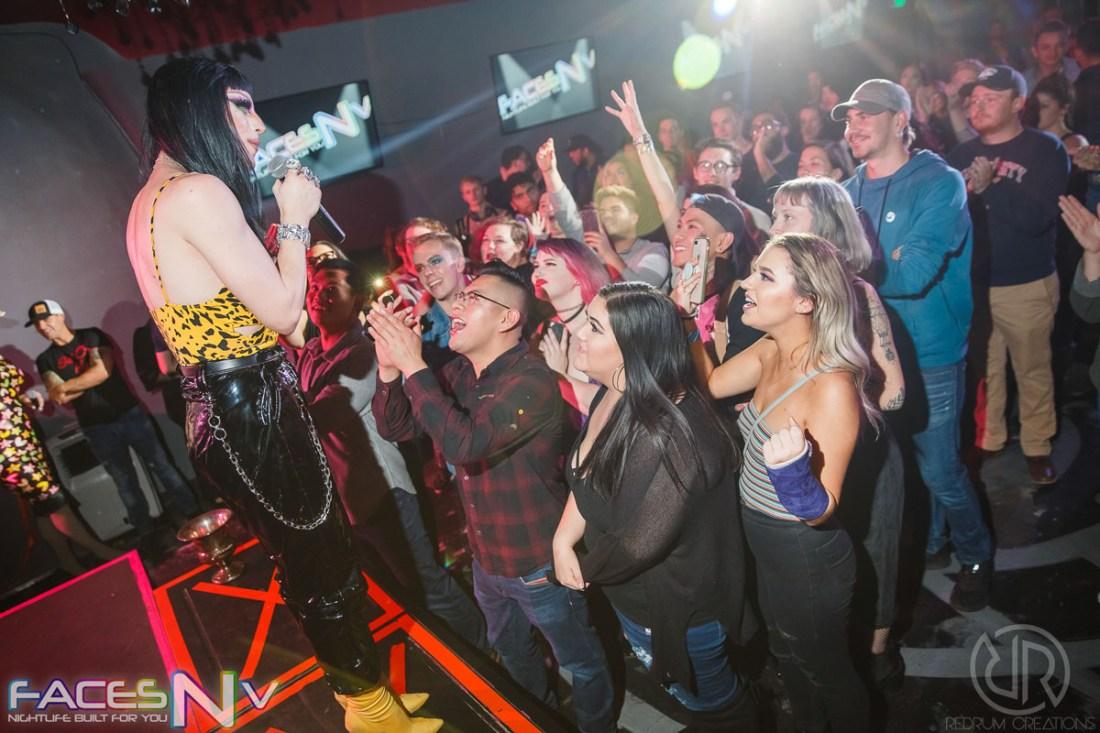 FACESNV - Aquaria @ FacesNV_0519 - Dec 2018 Reno Nevada Nightclub