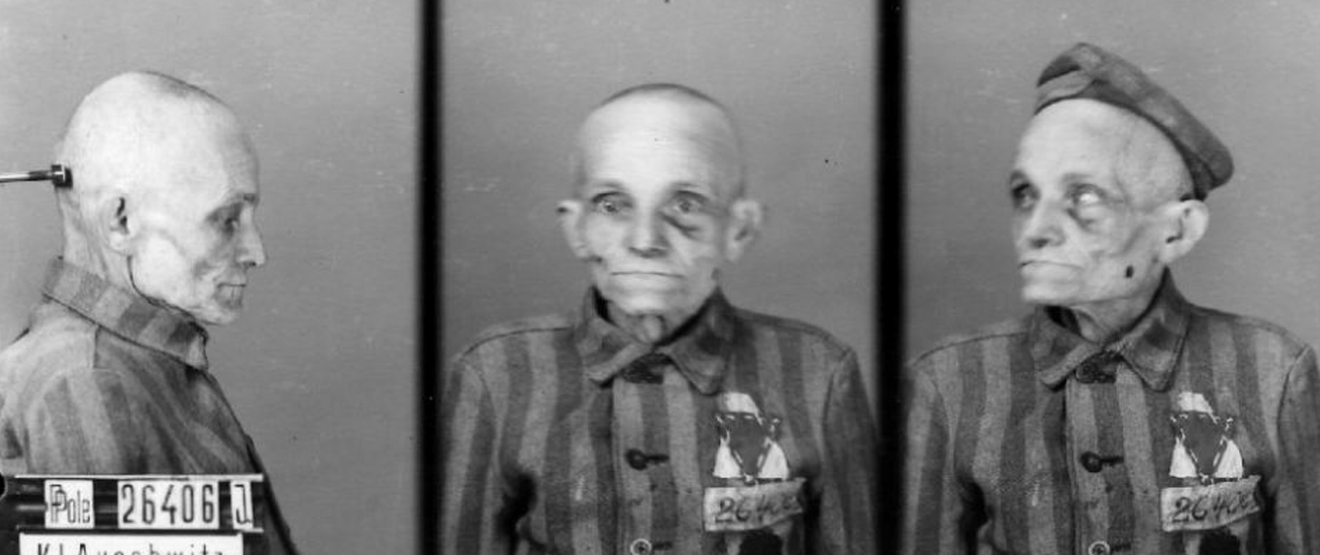 Registration Pictures and Marking System - Faces of Auschwitz