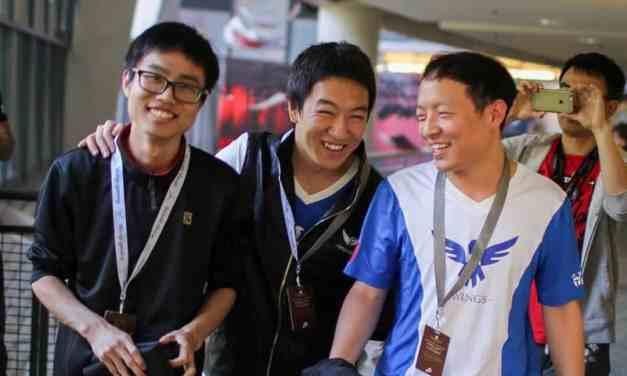 Zhou Yang 'bLink' – The International 6 (2016)