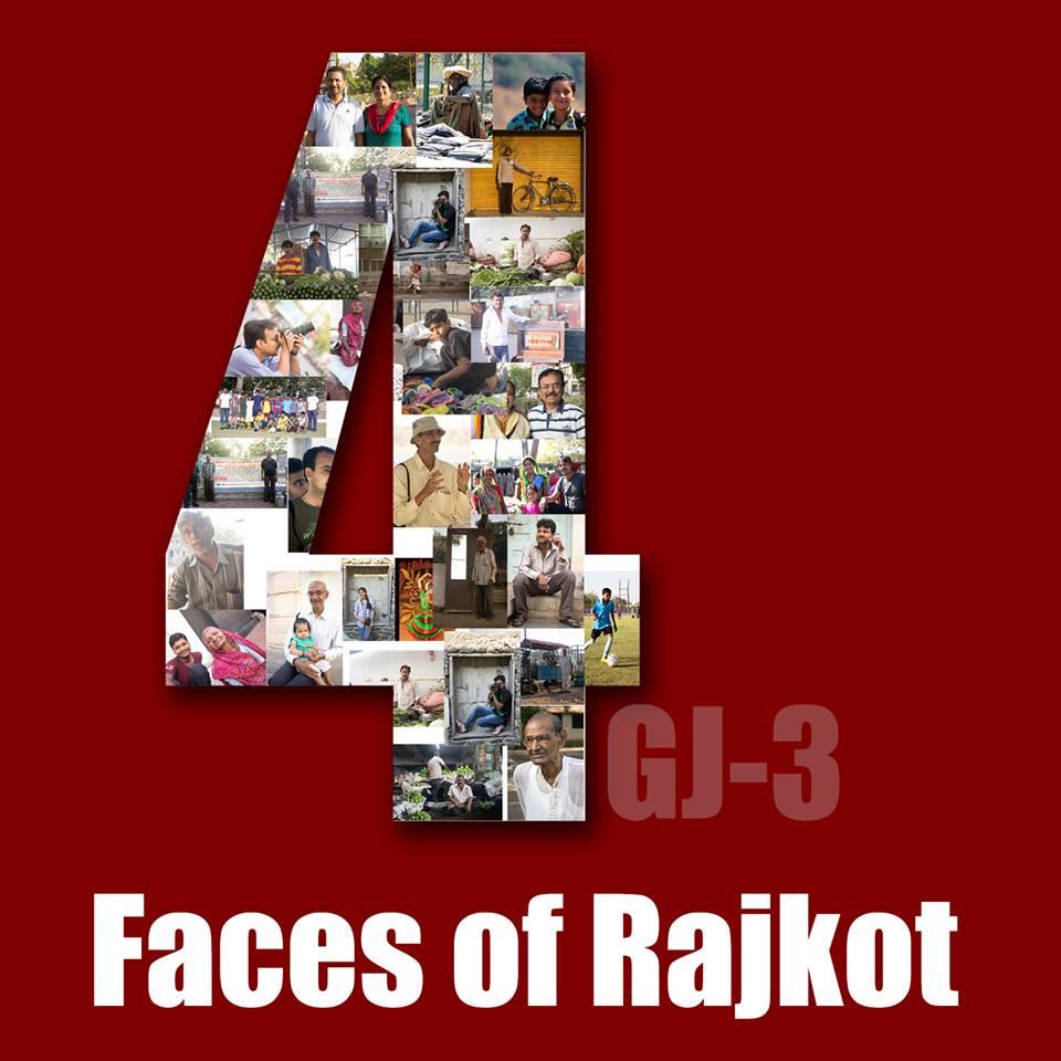 Faces of Rajkot