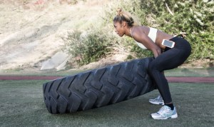Sirena Alise professional hurdler