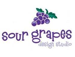 Sour Grapes Design Studio Logo