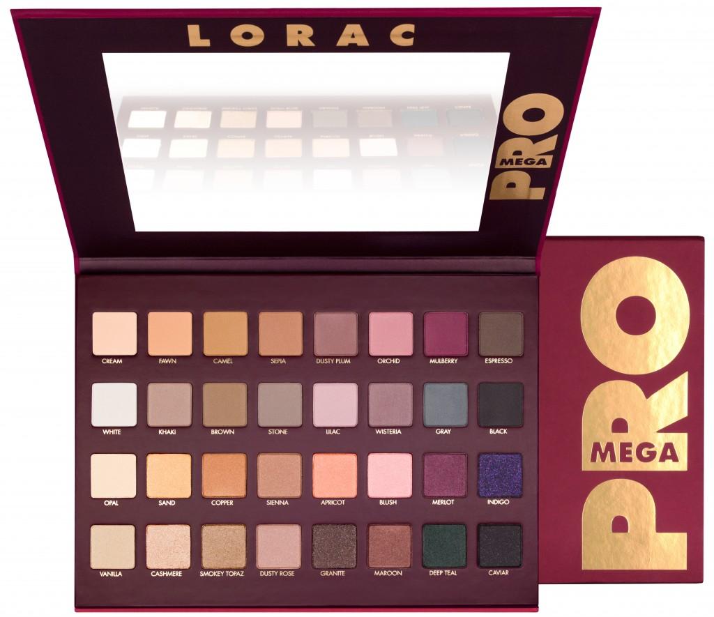 Lorac Pro Mega Palette