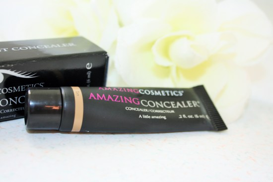 Amazing Cosmetics Amazing Concealer Review002