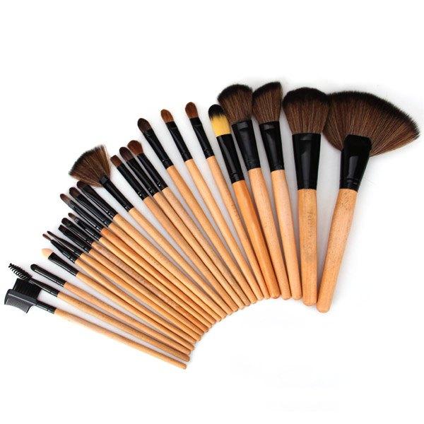 sammydress-Highend-Log-Brush-Sets-Soft-Cosmetic-Face-Makeup-Brush-Powder-Brush