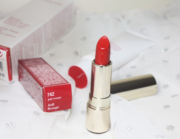 Clarins Joli Rouge Lipstick_ Clarins Beauty Flash Balm_new in from clarins003
