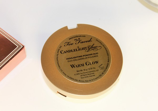 Too Faced Candlelight Glow Highlighting Powder Duo in Warm Glow-toofaced-warmglow004