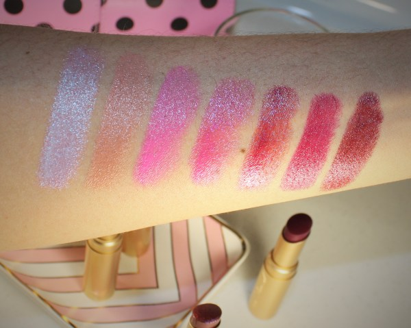 Too Faced La Crème Color Drenched Lipstick Review006