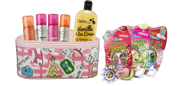 Farleyco Valentine's Pampered + Giveaway-Farleyco-Gift-Bag-Goodies-Giveaway