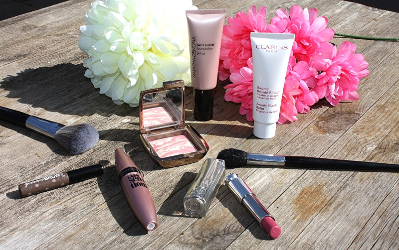 5-minute-makeup-minimal-makeup-look-getting Ready In 5 Minutes-2
