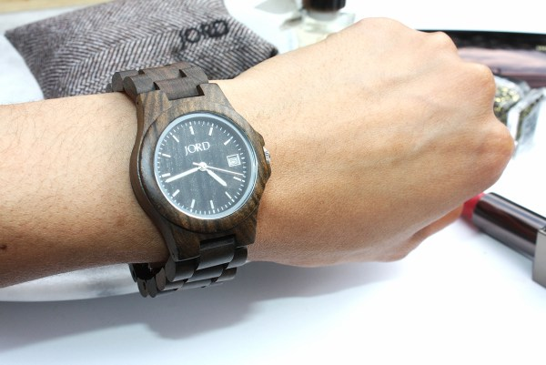 My JORD Wood Watch-003