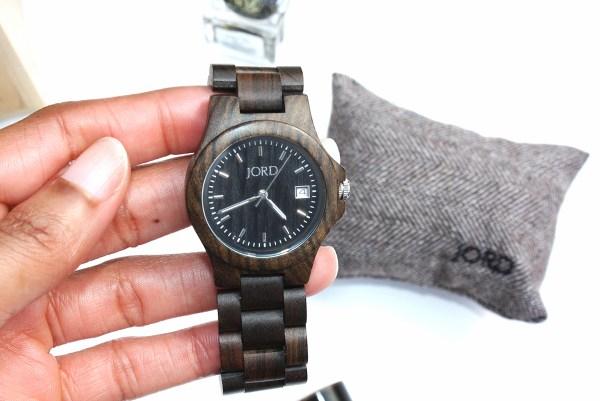 My JORD Wood Watch-004