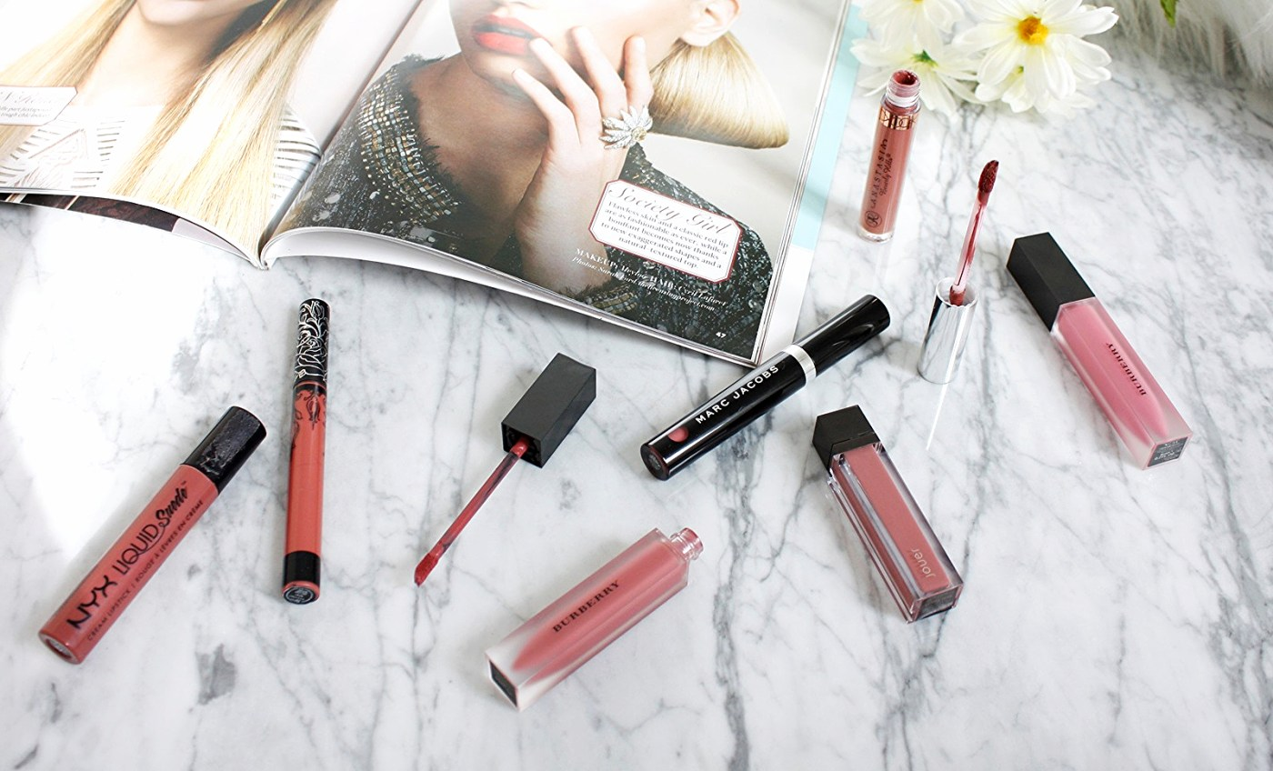 THE BEST LIQUID LIPSTICKS