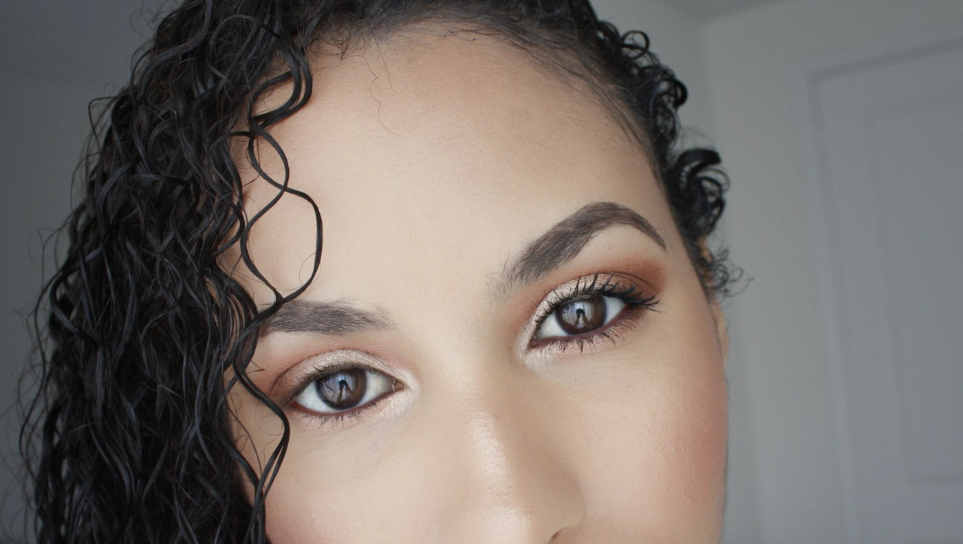 THE NEW MASCARA I'M OBSESSED WITH RIGHT NOW