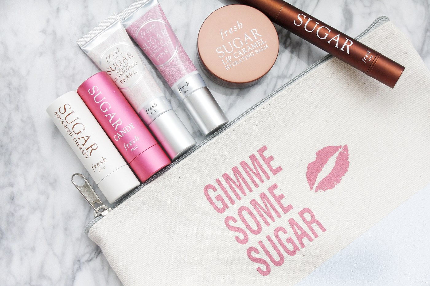 GIMME SOME SUGAR - FRESH SUGAR LIP TREATMENT AND BALM