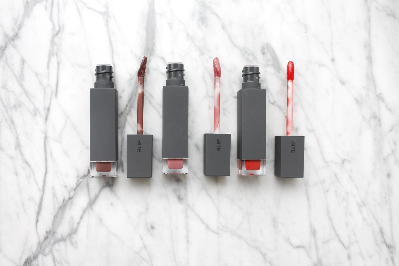 BITE BEAUTY AMUSE BOUCHE LIQUIFIED LIPSTICKS, OH MY