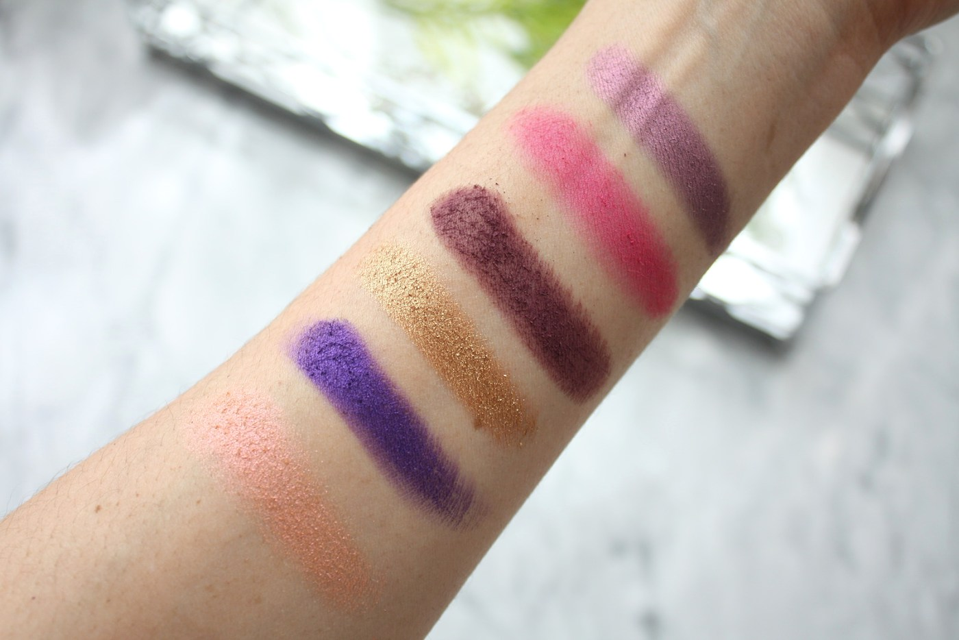 PAT MCGRATH LABS MTHRSHP EYESHADOW PALETTES AND LIQUID EYELINER