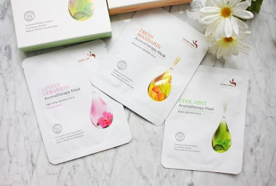 AROMA YONG SHEET MASKS REVIEW