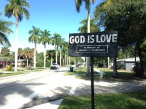 God is love. But god hates fags?
