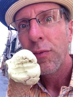 Pistachio. Creamy goodness!