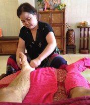 Massage in Chiang Mai